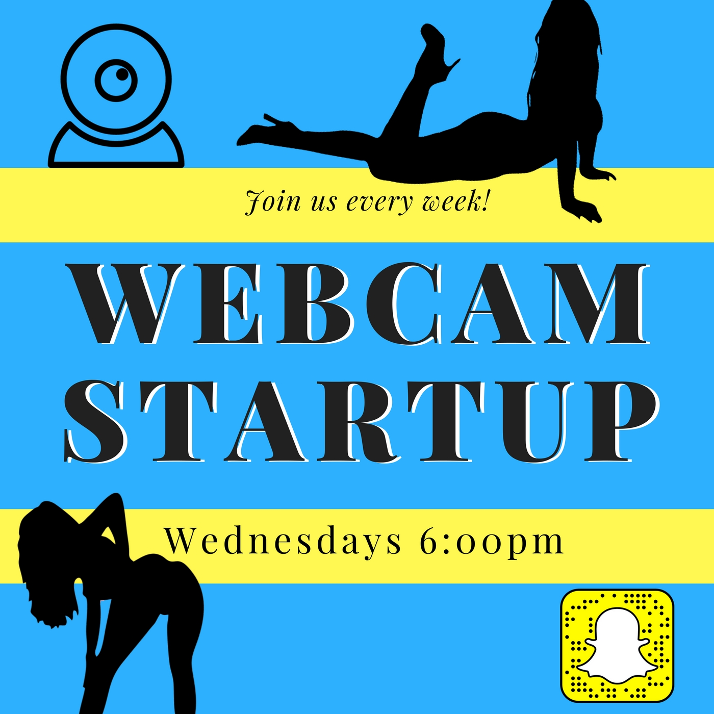 Webcam Startup: Camming / Adult Industry Podcast