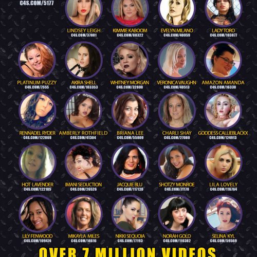 Clips4Sale Announces The Models Appearing At Exxxotica Denver 2018