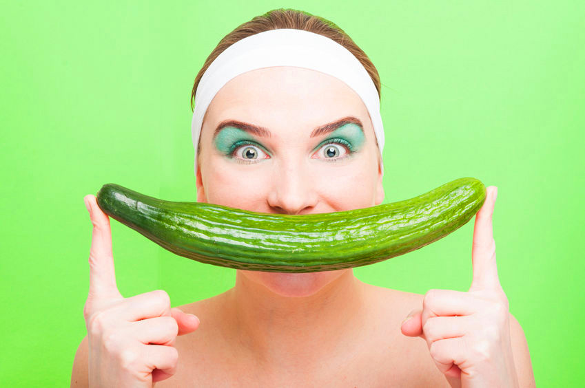 Natural Healing: How To Use Cucumbers For Vaginal Cleansing