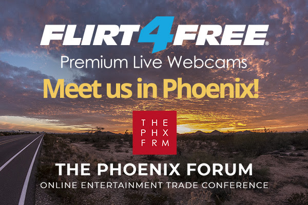 2018 Phoenix Forums: Affiliates - Meet With Flirt4Free And Win $500!