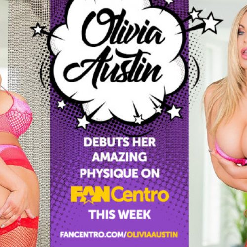 Pornstar Olivia Austin Selling Premium Snapchat On FanCentro