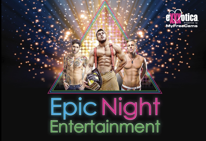 Epic Night Entertainment Male Revue