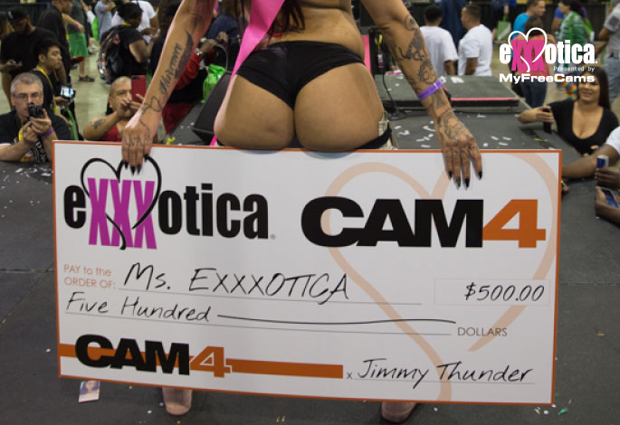 Ms. EXXXOTICA Competition