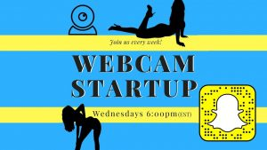 Webcam Startup Podcast
