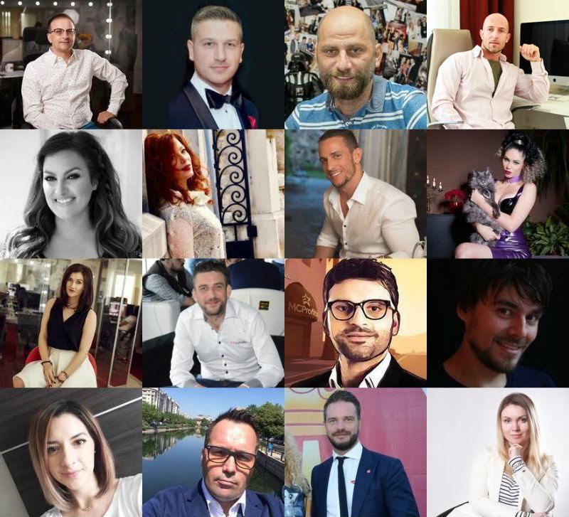 2018 Online Webcam Summit: Speakers