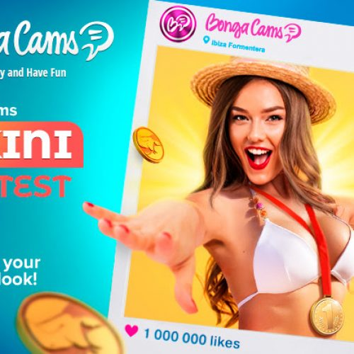 BongaCams Bikini Contest Information (May 2018)