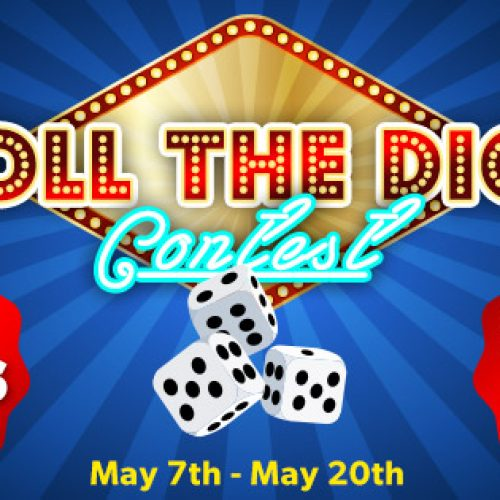 CAM4 Roll The Dice Contest (May 7th-20th, 2018)