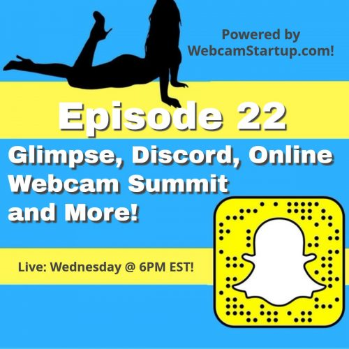 Podcast 22: Online Webcam Summit, Paxum Updates and More!