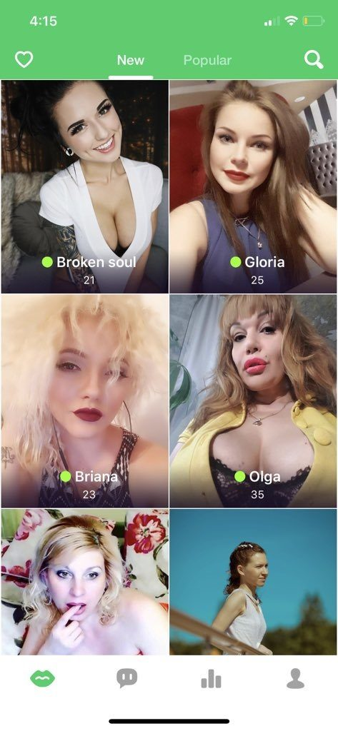 LiveGirl.Me Catfish / Fake Accounts
