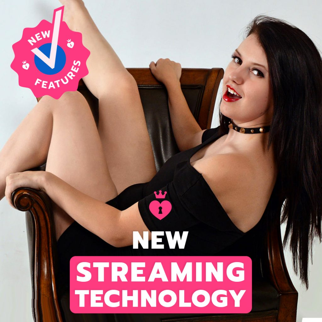 ManyVids Announces New Streaming Technology
