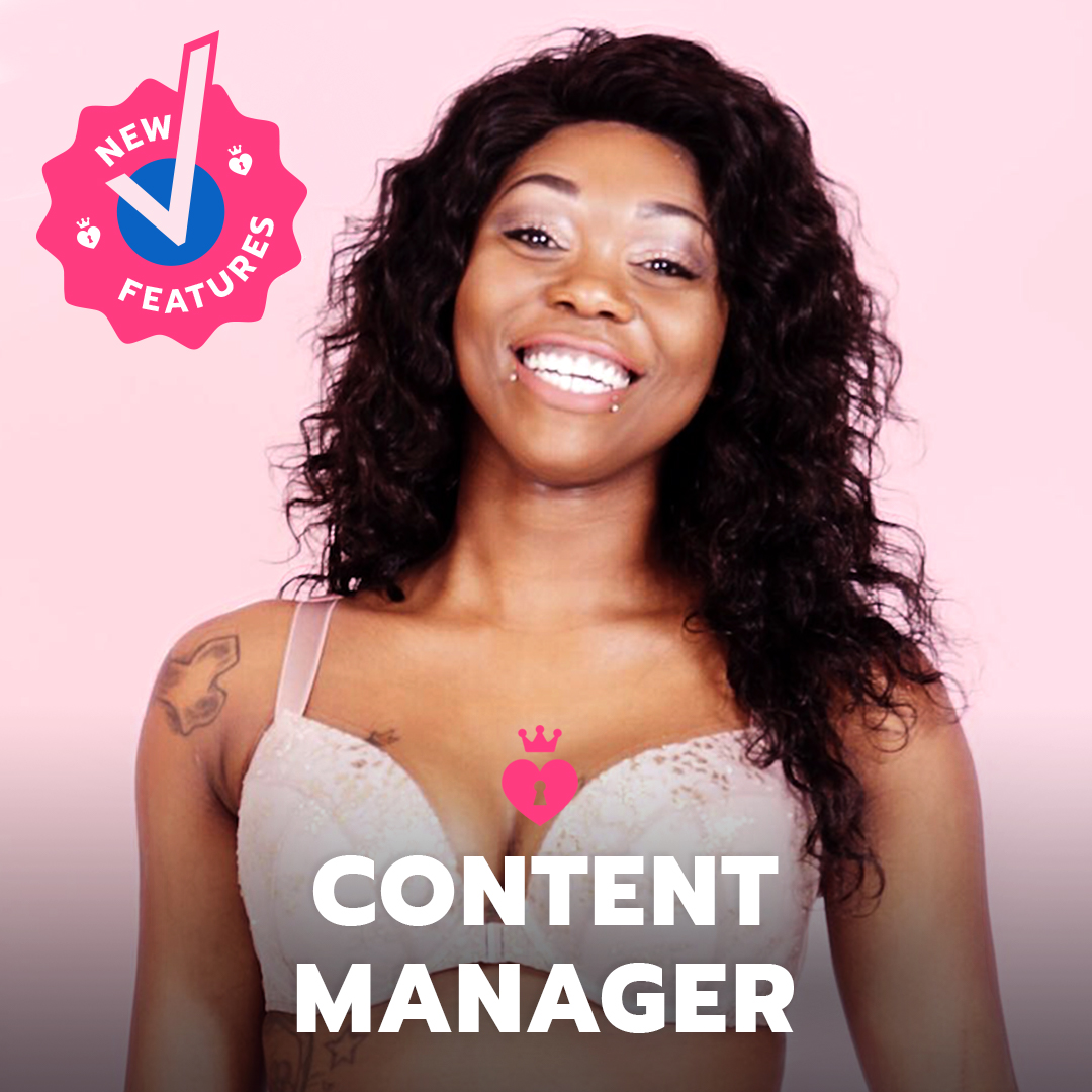 ManyVids Content Manager