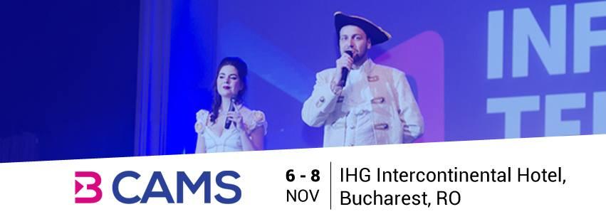 2018 BCams (Bucharest Cams)
