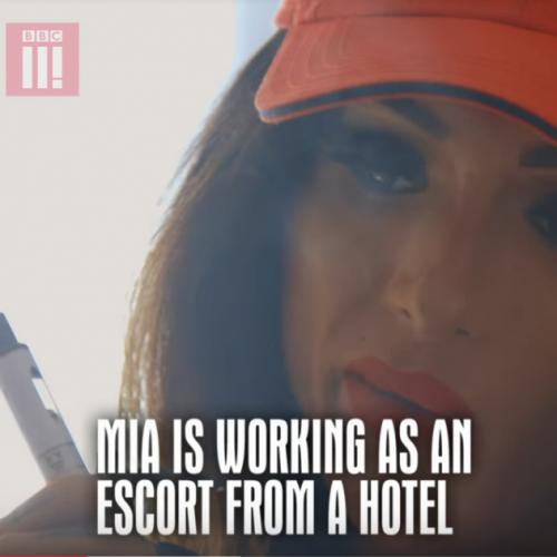 BBC Documentary: Life As A Transgender Escort