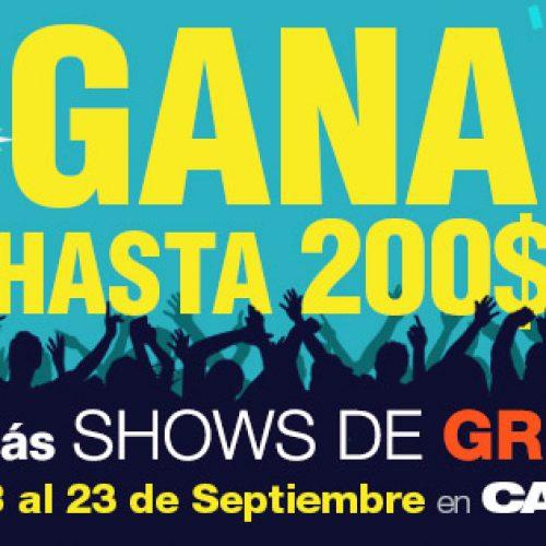 CAM4 Group Show Contest – September 2018