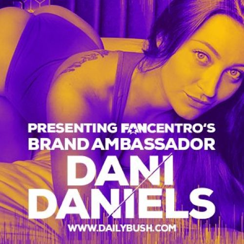 Dani Daniels Tapped by FanCentro / ModelCentro As Brand Ambassador