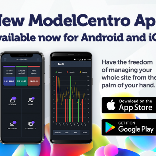 ModelCentro Releases Android Version Of Mobile App