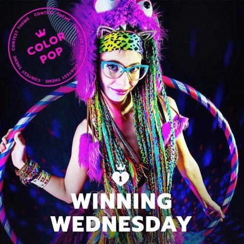 ManyVids #WinningWednesday: Color Pop (10/3/18)