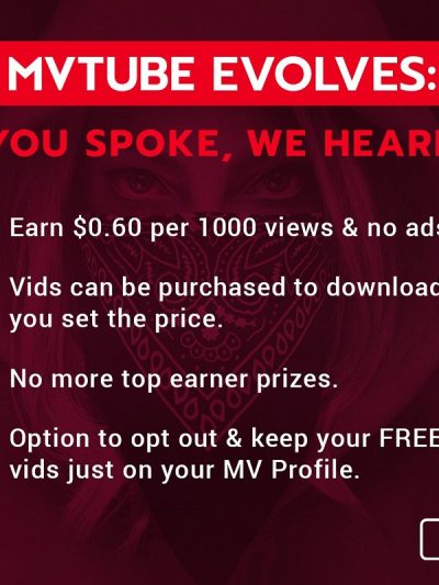 ManyVids Adds Paid Views To MV Tube