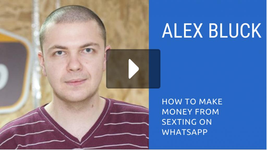 Online Cam Summit: Alex Bluck