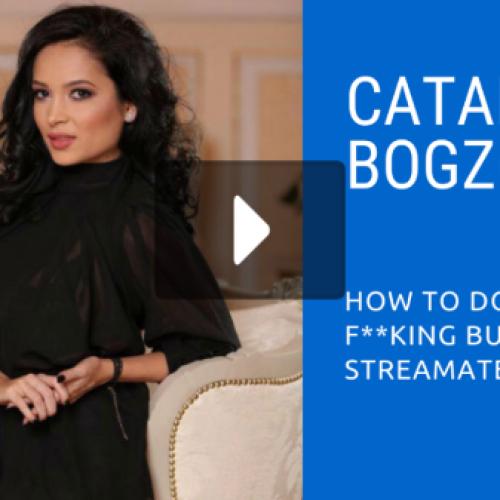 Online Cam Summit: Catalina Bogzoiu (Streamate)