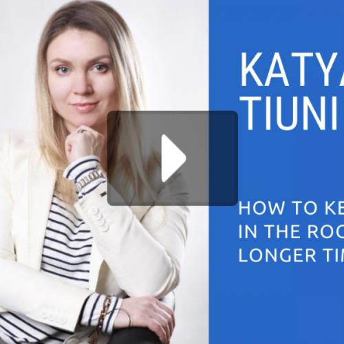 Online Cam Summit: Katya Tiuni (Tip Top Studio)