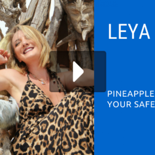 Online Cam Summit: Leya Tanit (Pineapple Support)