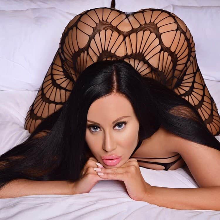 SABRINA: Asian webcam pornstar