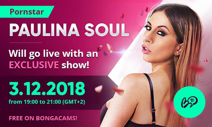 Free BongaCams Show By Paulina Soul (12/3/18)