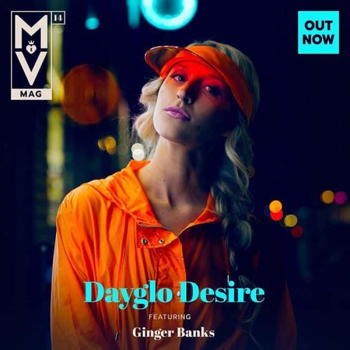ManyVids MV Mag 14: Dayglo Desire (April 2018)