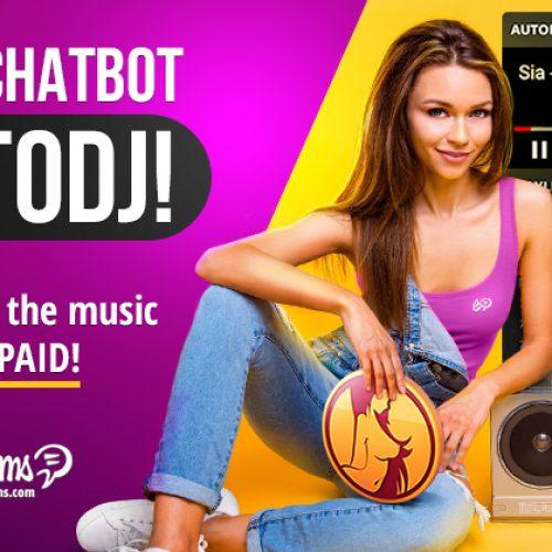 New BongaCams Chatbot: AutoDJ (Make Money!)