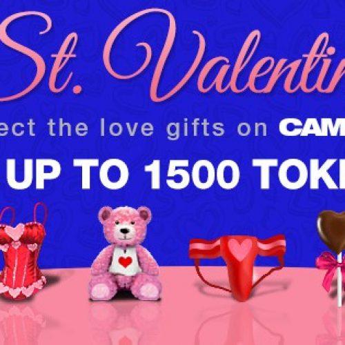 CAM4 Collect the Love Contest Feb 1-14th, 2019