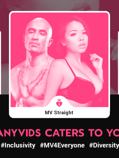 ManyVids MV Inclusivity: Sort By Sexual Orientation