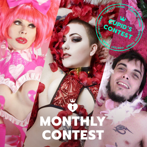 ManyVids 2019 Valentines Day Photo Contest: Feb 4th-14th