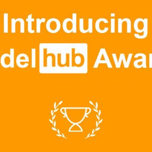 Modelhub Adds Monthly / Yearly Modelhub Awards