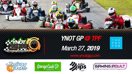2019 YNOT Grand Prix @ The Phoenix Forum