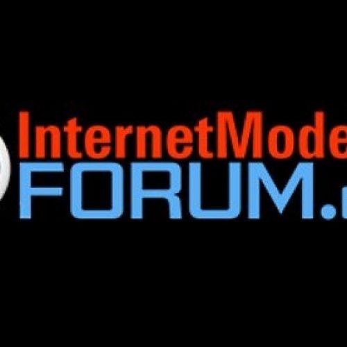 InternetModelingForum Goes Offline