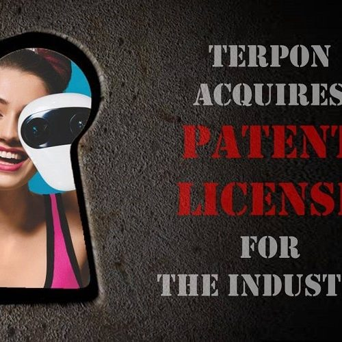 Terpon / Virtual Immersion Technologies VR Patent Agreement