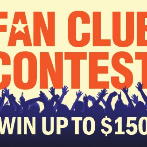 CAM4 Fan Club Contest: July 1st – 31st, 2019