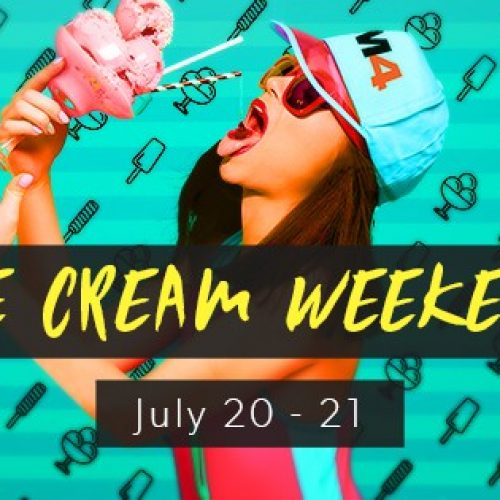 CAM4 Ice Cream Weekend Contest: July 20-21, 2019