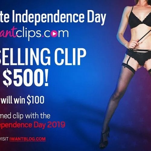 iWantClips 2019 Independence Day Clip Contest