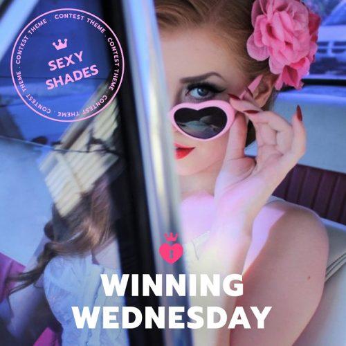 ManyVids Winning Wednesday: Sexy Shades Contest (7/10/19)